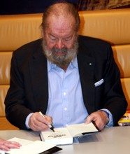 2011 - Bud Spencer signiert in Bremen