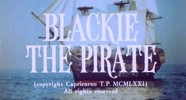 Blackie the Pirate