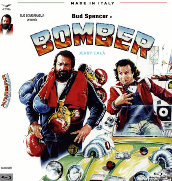 Bomber (Made in Italy) (Blu-ray + DVD)