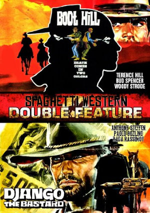 Spaghetti Western Double Feature: Boot Hill / Django the Bastard