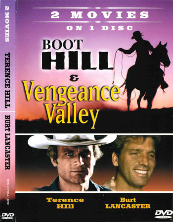 Boot Hill & Vengeance Valley