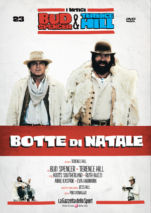 I mitici Bud Spencer & Terence Hill - Uscita 23: Botte di natale