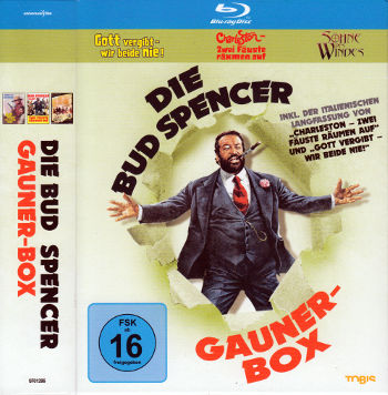 Die Bud Spencer Gauner Box (3 Blu-rays)