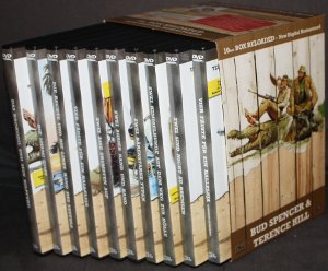 Bud Spencer und Terence Hill 10er Box Reloaded (10 DVDs)
