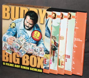 Buddy Big Box (9 DVDs) - Neuauflage