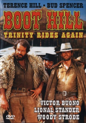 Boot Hill - Trinity rides again