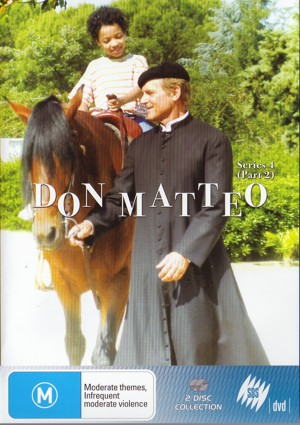 Don Matteo - Series 4 - Disc 2 (2 DVDs)