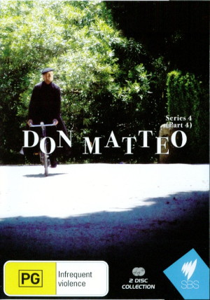 Don Matteo - Series 4 - Disc 4 (2 DVDs)