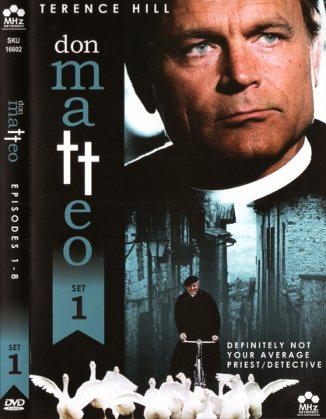 Don Matteo - Set 1 (4 DVDs)