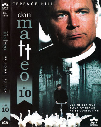Don Matteo - Set 10 (4 DVDs)
