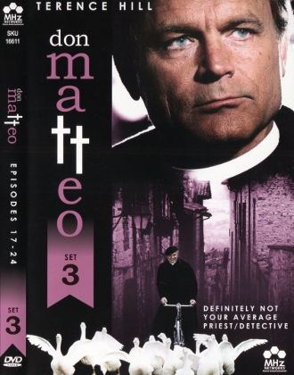 Don Matteo - Set 3 (4 DVDs)