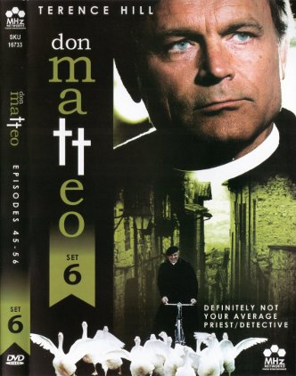 Don Matteo - Set 6 (4 DVDs)