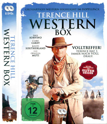 Terence Hill Western Box