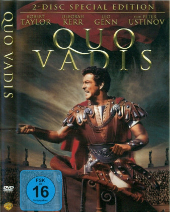 Quo vadis - Classic Collection (2 DVDs)