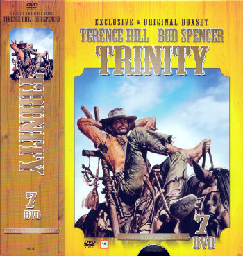 Trinity - Exclusive & Original Boxset (7 DVDs)
