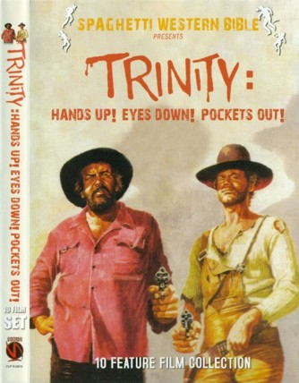 Spaghetti Western Bible - Trinity: Hand Up! Eyes Down! Pockets Out! (3 DVDs)