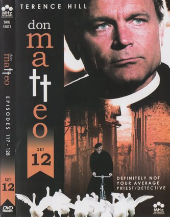 Don Matteo - Set 12 (4 DVDs)