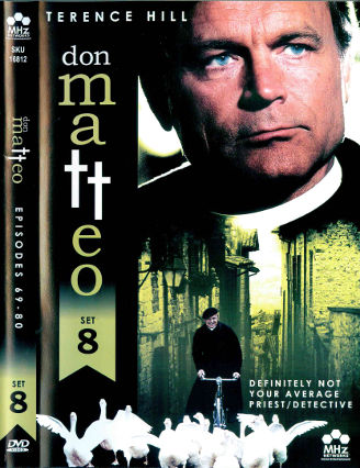 Don Matteo - Set 8 (4 DVDs)