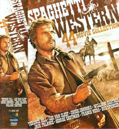 Spaghetti Western - 44 Movie Collection