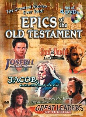 Epics of the Old Testament (4 DVDs)