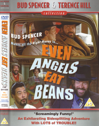 Even angels eat beans