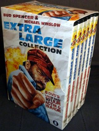 Extralarge Collection (6 DVDs)