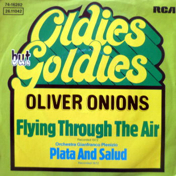 Flying through the air / Plata and Salud (Oldies but Goldies)