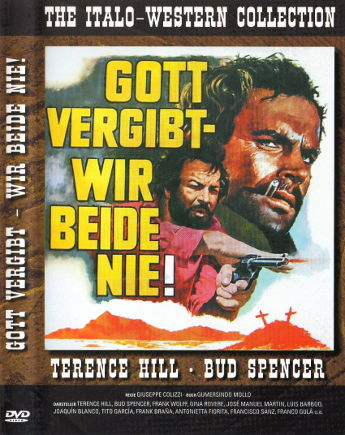 Gott vergibt - Wir beide nie! (Italo-Western Collection)