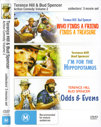 Terence Hill & Bud Spencer - Action Comedy Volume 2