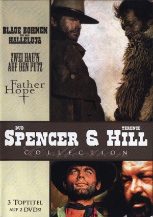Bud Spencer & Terence Hill Collection - 3 Toptitel auf 2 DVDs