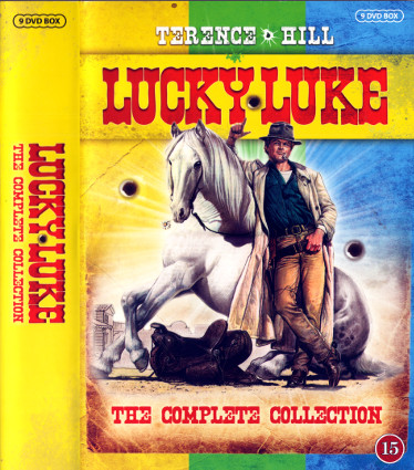 Lucky Luke - The complete Collection (9 DVDs)