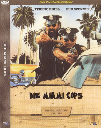 Die Miami Cops (New Digital Remastered)