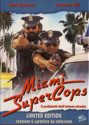 Miami SuperCops - Limited Edition