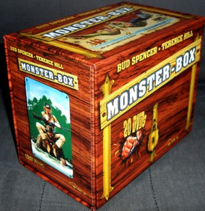 Bud Spencer / Terence Hill Monster Box (20 DVDs)