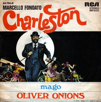 Oliver Onions - Mago / Road to Hell