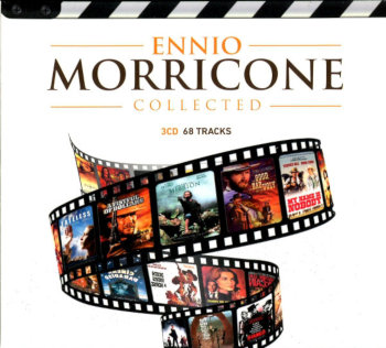 Ennio Morricone Collected (3 CDs)