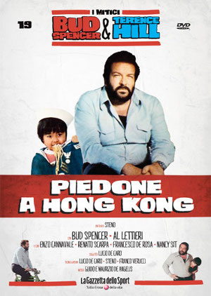 I mitici Bud Spencer & Terence Hill - Uscita 19: Piedone a Hong Kong
