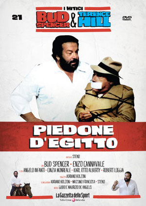I mitici Bud Spencer & Terence Hill - Uscita 21: Piedone d