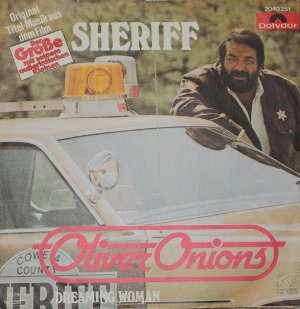 Oliver Onions - Sheriff / Dreaming Woman