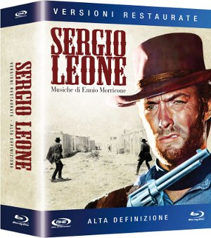 Sergio Leone Collection (3 Blu-rays)