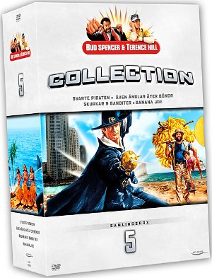 Bud Spencer & Terence Hill Collection 5