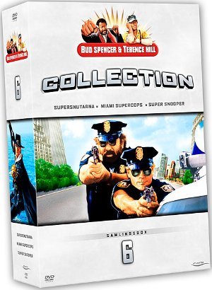 Bud Spencer & Terence Hill Collection 6