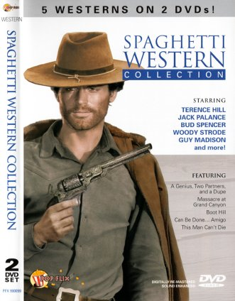 Spaghetti Western Collection (5 Filme auf 2 DVDs)