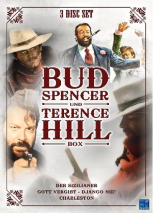 Bud Spencer & Terence Hill Box Vol. 3 (3 DVDs)