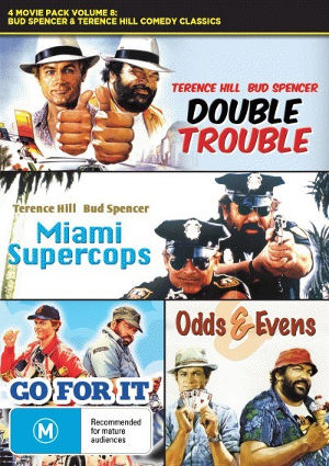 Bud Spencer & Terence Hill Comedy Classics