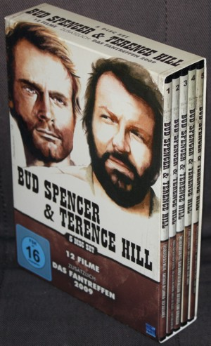 Bud Spencer & Terence Hill - 5 Disc Set (5 DVDs)