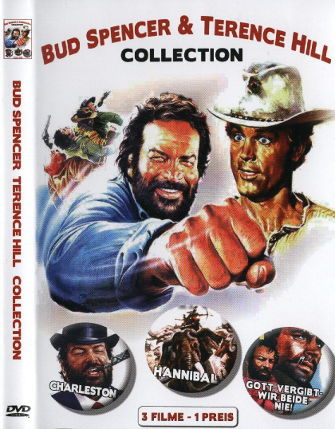 Bud Spencer und Terence Hill Collection (3 Filme auf 1 DVD)