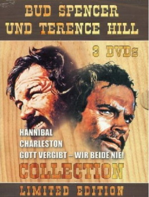 Bud Spencer und Terence Hill Collection (3 DVDs)