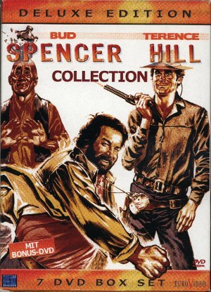 Bud Spencer und Terence Hill Collection Deluxe Edition (7 DVDs)
