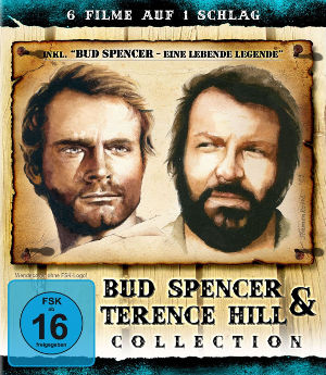 6 Filme auf 1 Schlag - Bud Spencer & Terence Hill Collection